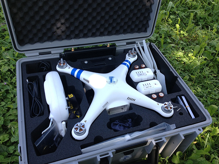 DJI Phantom 2 case