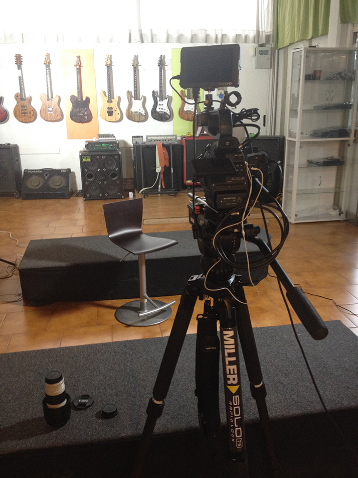 Manne guitars, Miller compass and the C100