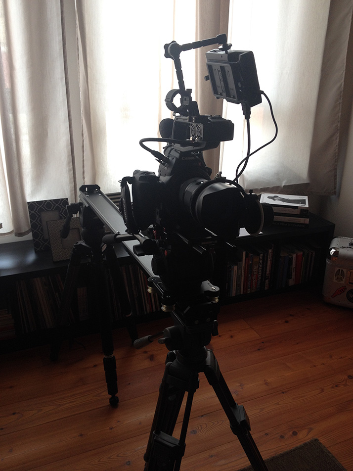C100, Shootools slider