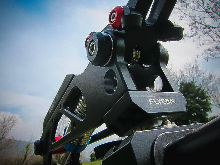 Flycam flowline placid
