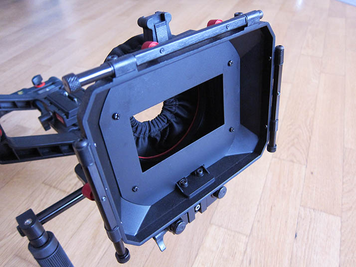 cinecity shoulder rig