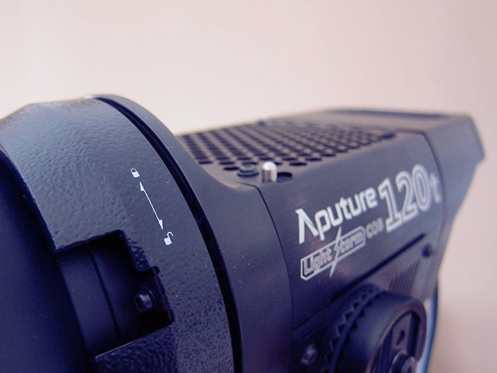 Aputure Light Storm LS C120t
